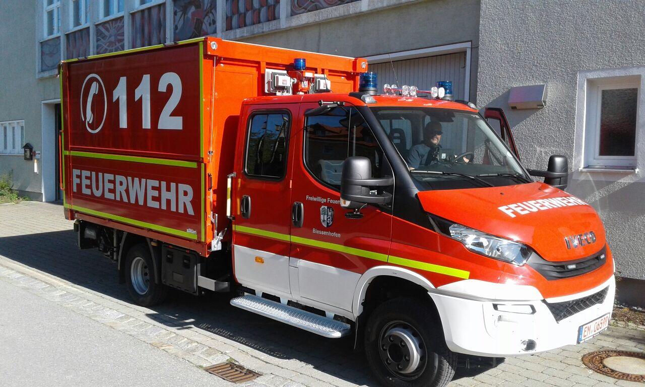 Gerätewagen Logistik 1